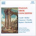 イタリアのオーボエ協奏曲集
