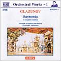Glazunov: Raymonda / Anissimov, Moscow Symphony Orchestra
