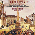 ベートーヴェン:チェロとピアノのためのソナタ集/《マカベウスのユダ》の主題による12の変奏曲