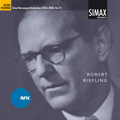 Great Norwegian Performers 1945-2000 Vol.4 - Robert Riefling: Beethoven: Piano Sonatas No.30-No.32, etc / Gabriel Chmura, Oslo PO, etc