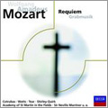 Mozart: Requiem KV.626, Grabmusik KV.42 / Neville Marriner(cond), ASMF, Ileana Cotrubas(S), Helen Watts(A), etc
