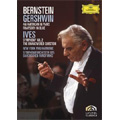 Gershwin: An American in Paris, etc; Ives: The Unanswered Question, etc / Leonard Bernstein, New York Philharmonic, Bavarian Radio Symphony Orchestra