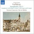 Vanhal: Symphonies Vol.3