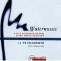 ヘンデル:水上の音楽 HWV348、350、HWV349 テレマン:水上の音楽