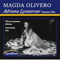 Cilea: Adriana Lecouvreur (11/6/1965) / Fulvio Vernizzi(cond), Groot Omroeporkest Orchestra, Magda Olivero(S), Ferrando Ferrari(T), etc