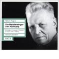 Wagner: Die Meistersinger von Nurnberg (8/16/1943) / Hermann Abendroth(cond), Bayreuth Festival Orchestra & Chorus, Hilde Scheppan(S), Paul Schoffler(Bs-Br), etc