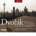 Dvorak: Concertos -Cello Concerto Op.104, Piano Concerto Op.33, etc / Walter Susskind, St. Louis SO, etc