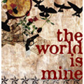 the world is mine (タイプB) [CD+DVD]