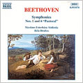 Beethoven: Symphonies 1 & 6 / Drahos, Esterhazy Sinfonia