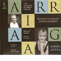 J.C.Arriaga: Overture ''Nonetto'' Op.1, etc / Ainhoa Arteta, Neville Marriner, Orchestra de Cadaques