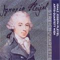 I.J.Pleyel : String Quartets Ben.339, Ben.367, Ben.342, Ben.332 (12/18, 21-22/2006) / Artis Quartett Wien