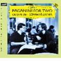 パガニーニ: フォー・トゥー - ヴァイオリンとギターのための作品集 / ギル・シャハム, イェラン・セルシェル [XRCD]