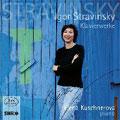 STRAVINSKY:PIANO WORKS:ELENA KUSCHNEROVA(p)