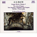 Bach: Organ Works, Vol.1