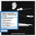 Wilhelm Furtwangler & Berliner Philharmoniker in Turin -Weber, Brahms, R.Strauss, Wagner (5/14/1954)