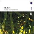 J.S.Bach: Vivaldi Transcriptions / Olivier Baumont(cemb)