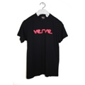 The Verve / Glow T-shirt Black/Sサイズ
