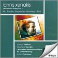 Xenakis: Complete Orchestral Works Vol.1 / Arturo Tamayo, Orchestre Philharmonique du Luxembourg, etc
