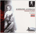 D.Scarlatti : 16 Sonatas -K.115, K.146, K.159, K.208, etc (12/1986) / Ton Koopman(cemb)