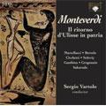 MONTEVERDI :IL RITORNO D'ULISSE IN PATRIA:SERGIO VARTOLO(cond)/EMMANUEL MURE(cornetto)/ETC