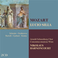 Mozart: Lucio Silla / Nikolaus Harnoncourt, Vienna Concentus Musicus, Peter Schreier, Edita Gruberova, etc