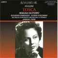 Puccini :Tosca (10/31/1957) / Emidio Tieri(cond), Orchestra Sinfonica di Milano della RAI, Magda Olivero(S), etc
