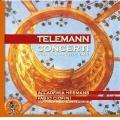 Telemann: Concertos for Various Instruments & Orchestra