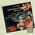 J.S.Bach: St. John Passion (1965) / Nikolaus Harnoncourt(cond), Concentus Musicus Wien, Vienna Boys' Choir, Kurt Equiluz(T), Max van Egmond(B), Jacques Villisech(B), Bert van t'Hoff(T), Siegfried Schneeweis(B), etc