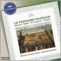 Le Parnasse Francais - M.Marais, Rebel, F.Couperin, Leclair / Reinhard Goebel, Musica Antiqua Koln, etc