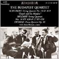 "1955 New York Live:Mozart:String Quartet No.16/17/Schubert:String Quartet No.14 ""Death & Maiden""/Dvorak:Piano Quintet:Budapest String Quartet/Artur Balsam"