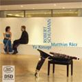 Schumann: Chamber Music for Bassoon and Piano -5 Pieces Op.102, Adagio & Allegro Op.70, 3 Romances Op.94, etc (11/2007)  / Matthias Racz(fg), Yu Kosuge(p)