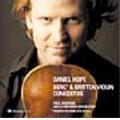 ベルク&ブリテン:ヴァイオリン協奏曲