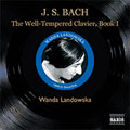 J.S.BACH:THE WELL-TEMPERED CLAVIER BOOK.1:WANDA LANDOWSKA(cemb)