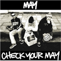 CHECK YOUR MAY