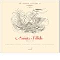 Handel: Aminta e Fillide - Italian Cantatas Vol 4 (6/2007) / Fabio Bonizzoni(cemb/cond), La Risonanza, Maria Grazia Schiavo(S), Nuria Rial(S)