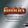 Canticles -J.de Meij, Puccini, Verdi (+BT: Hyldgaad: Rapdosie Borealis) / Jose R. Pascual-Vilaplana(cond), Danish Concert Band, etc