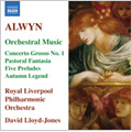 Alwyn: Orchestral Music - Overture to a Masque, Concerto Grosso No.1 in B Flat Major, Pastoral Fantasia, etc / Philip Dukes(va), Rachel Pankhurst(ehr), David Lloyd-Jones(cond), Royal Liverpool Philharmonic Orchestra