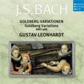 ドイツ・ハルモニア・ムンディ バッハ名盤撰 VOL.21:J.S.バッハ:ゴルトベルク変奏曲 BWV.988(クラヴィーア練習曲集第4巻):グスタフ・レオンハルト(cemb)