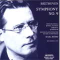 "Beethoven: Symphony No.9 ""Choral"" (6/1957) / Karl Bohm(cond), VSO, Vienna State Opera Chorus, Teresa Stich-Randall(S), Hilde Rossel Majdan(A), etc"