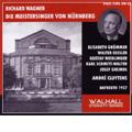 Wagner: Die Meistersinger von Nurnberg (1957) / Andre Cluytens(cond), Bayreuth Festival Orchestra & Chorus, Elisabeth Grummer(S), etc