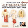 Mozart: Der Schauspieldirektor / Neville Marriner(cond), Deutsches Symphonie-Orchester, Noemi Nadelmann(S), Ofelia Sala(S), etc