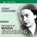 The Legacy of Maria Grinberg Vol.7 -Schumann :Kinderszenen Op.15/Bunte Blatter Op.99/etc (1947-70)