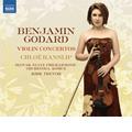 Godard: Violin Concerto No.2, etc / Chloe Hanslip(vn), Kirk Trevor(cond), Slovak State Philharmonic Orchestra, Kosice