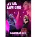 2010 Calendar Avril Lavigne