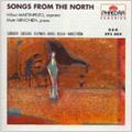 Songs from the North -E.Sjogren/Sibelius/Y.Kilpinen/etc (1993):Hillevi Martinpelto(S)/Matti Hirvonen(p)