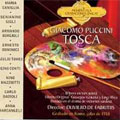 PUCCINI :TOSCA (7/1938):OLIVIERO DE FABRITIIS(cond)/ROME OPERA ORCHESTRA & CHORUS/ETC