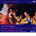 Handel: Alexander's Feast HWV.75, Ode for St.Cecilia's Day HWV.76 / Peter Neumann, Collegium Cartusianum, etc