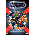 X-MEN:エボリューション Season1 Volume 2:Xplosive Days