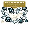F.Nowowiejski : 25 Polish Folk Songs from Warmja Op.28 No.1 (2/2007) / Ewa Alchimowicz-Wojcik(S), Lucyna Zolnierek(p)
