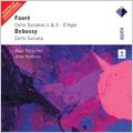 Faure: Cello Sonatas No.1, No.2 -Elegie; Debussy: Cello Sonata / Paul Tortelier(vc), Jean Hubeau(p)